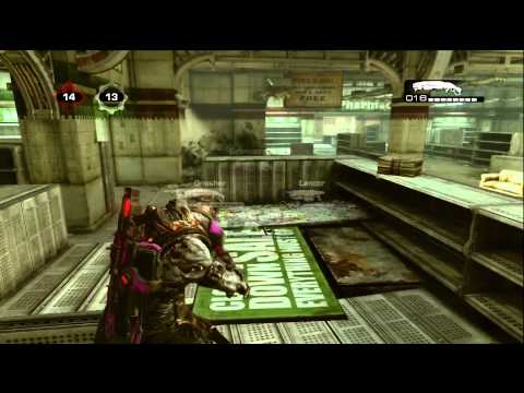 Gears of war 3 Tutoriales - Episodio #1 - Posicionamiento