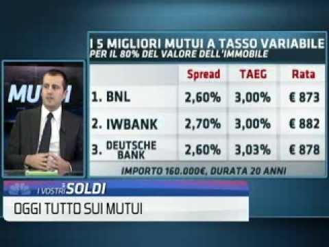 IWBank - MutuiSupermarket: La Top 5 dei Migliori Mutui Acquisto Casa a Febbraio 2014