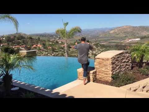 """[Behind the Scenes] Modern Spanish-style Estate in """"The Trails"""" in Rancho Bernardo, CA"""