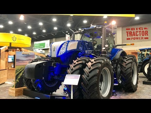 🔴 2019 National Farm Machinery Show Live Tour