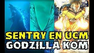 SENTRY EN UCM - GODZILLA KING OF THE MONSTERS MIS DUDAS Y MIEDOS SOBRE LA PELICULA