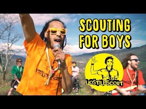 Scouting for boys - L'Ostile Scout