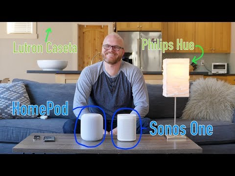 "Using HomePod with HomeKit (CAUTION, Gratuitous use of the term""hey Siri"")"