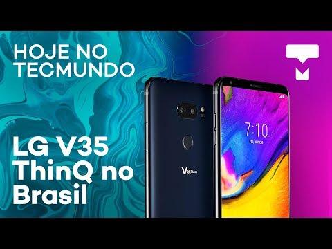 Motorola One, LG V35 ThinQ no Brasil, Geek City e mais - Hoje no TecMundo