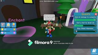 """New game in roblox """"unboxing simulator"""""""