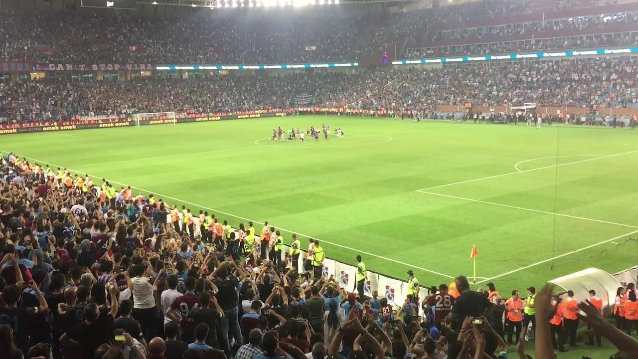 Trabzonspor 2-1 Sparta Prag | Kolbastı
