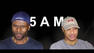 Logic- 5am (REACTION!!!)