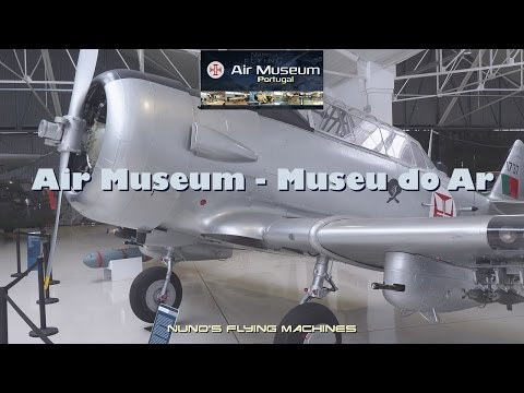 Air Museum/Museu do Ar - Aviation Museum - Portugal