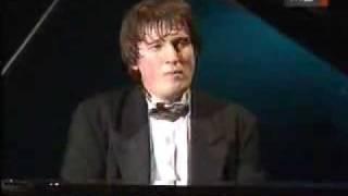 """Berezovsky Liszt Transcendental Etude No. 11 """"Harmonies du Soir"""""""