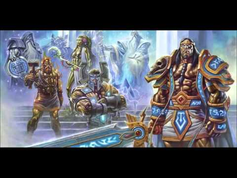 1 История создания миров WarCraft WOW