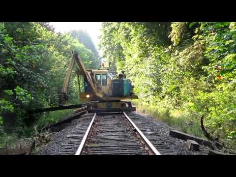 Resurrecting a Shortline Railroad (Coos Bay Rail Link)