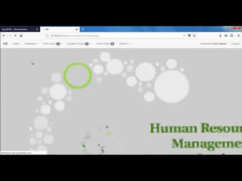 Human Resource Management System   Student Projects