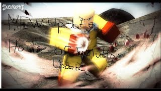 One Punch Man: Online [House Of Evolution Update]*ROBLOX
