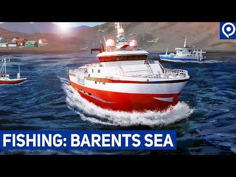 FISHING: BARENTS SEA - Interview und Gameplay zum Schiff-Simulator!