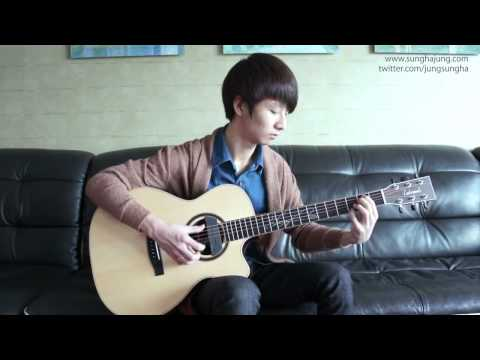 Sungha Jung Officially Missing You Tabs