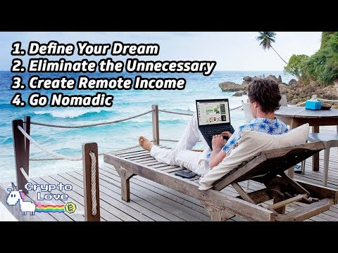 DIGITAL NOMAD LIFESTYLE + How to Become a Digital Nomad in 2020