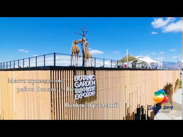 Всемирное садоводческое ЭКСПО-2019