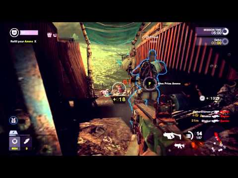 Brink single player (with stupid bots ;) ) - [PC][HD]