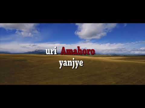 My Hero by Safi Madiba (Official Lyrics Video 2018)