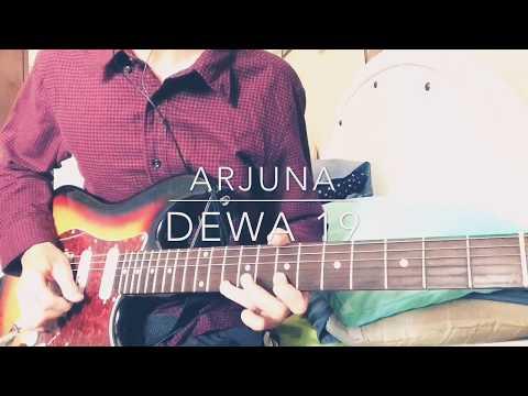 Dewa 19 - Arjuna (Guitar Cover)