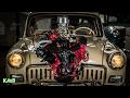 KLoP Show ???????? / SWAP Ford V8 Y-block in Volga ??? 21