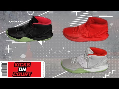 NBA 2K20 - Kicks On Court - Nike Kyrie 6 - Air Yeezy 2 Tutorial