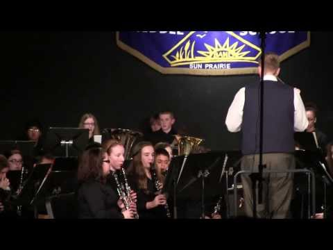 Shadows Unleashed -- Patrick Marsh Middle School 5th-Hour Seventh-Grade  Band