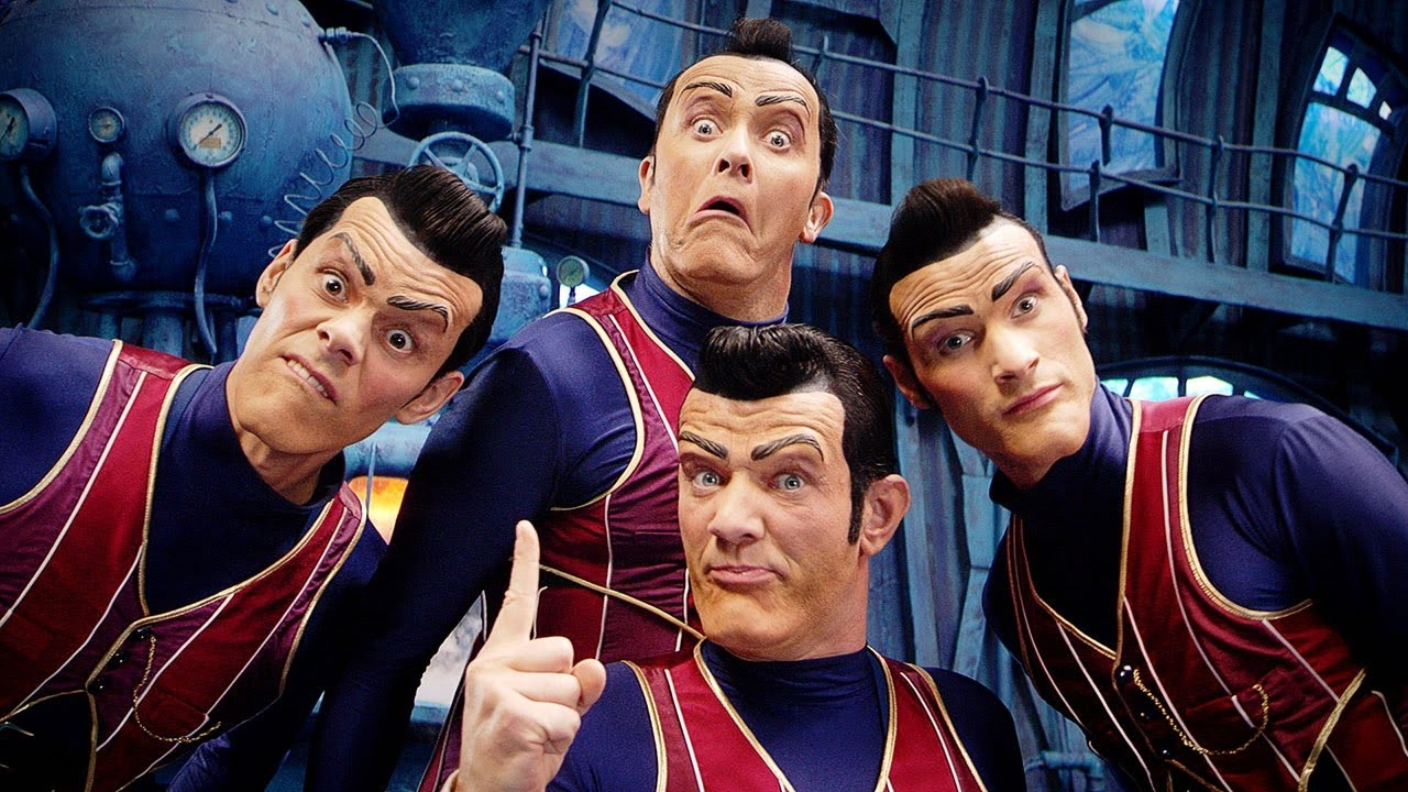 LazyTown Robbie Rotten - We are Number One (Instrumental ...