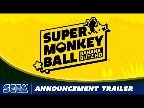 Super Monkey Ball: Banana Blitz HD coming to PC and consoles in 2019