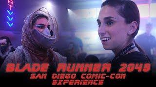 Blade Runner 2049 Experience  - San Diego Comic-Con 2017