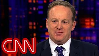 Sean Spicer: I 'screwed up' as press secretary