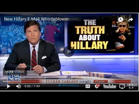"""FORMER DOJ OFFICIAL PUSHED OUT BY """"DEEP STATE"""" FOR EXPOSING HILLARY EMAILS!"""