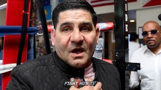 ANGEL GARCIA POKES FUN AT DAZN; SAYS CANELO ISNT HIGHEST PAID ATHLETE & WORRIES ABOUT 5 YEAR DEAL