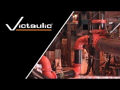 Victaulic Seismic Test – 16 inch/400 mm