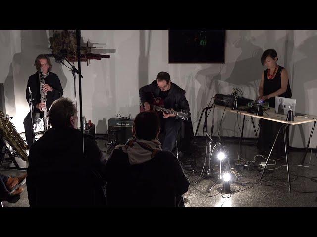 S_H_Y  Udo Schindler - Nicola L. Hein - Viola Yip @ Galerie arToxin 25-09-2020  2nd Set