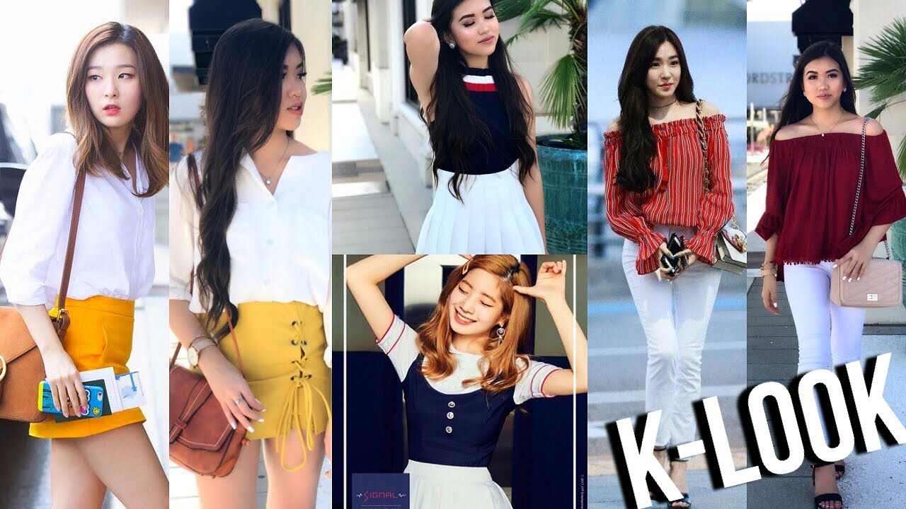klook girl groups inspired outfits twice seulgi