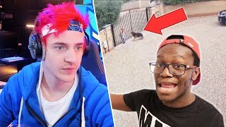 The Worst Twitch Streamer... Deji Dog Video Leaked, Ninja, Tana Mongeau