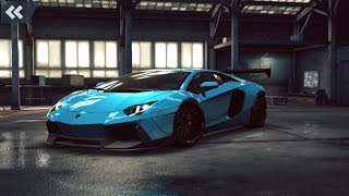 Need For Speed - No Limits: All customized cars [iOS]