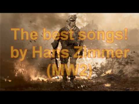 Best Songs in Modern Warfare 2 by Hans Zimmer