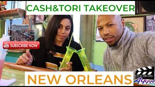 NEW ORLEANS VLOG|BOURBON ST Is SO LITT? & She's Mad She Didn't See LIL WAYNE??