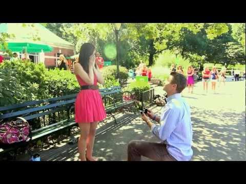 Proposals- A Love Story: Amanda and Jonathan