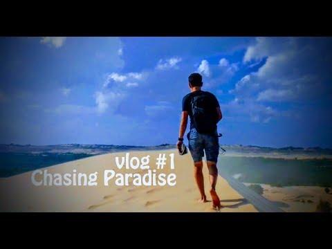 CHASING PARADISE for #VloggerInParadise