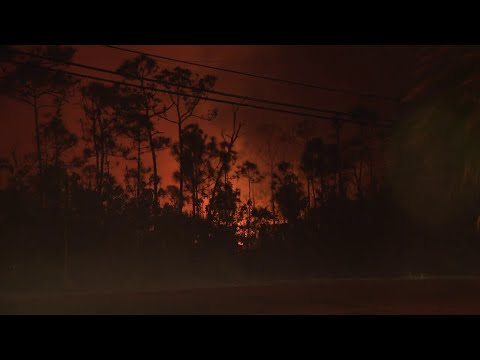 Brush fire has Big Pine Key residents concerned
