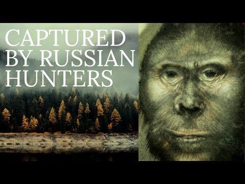 Strange Ape-like Woman Captured | Bizarre Russian Bigfoot Case | Mountain Beast Mysteries 111