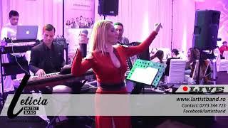 L&#39 artist Band &amp Leticia Moisescu - Hore ( Simfonia Ballroom 2018)