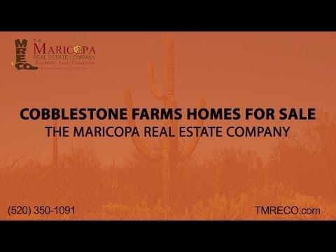 Cobblestone Farms Homes For Sale   The Maricopa Real Estate Company