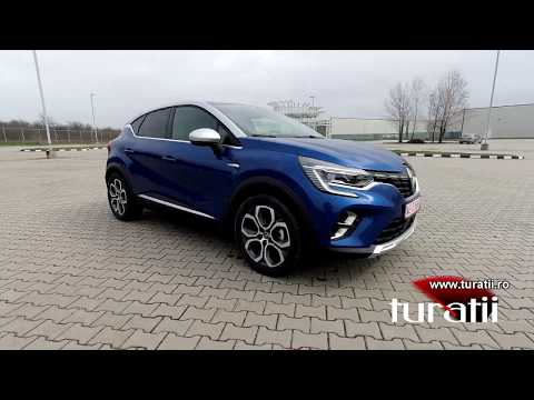 Renault Captur 1.5l Blue dCi 115 EDC7 video 1 of 3