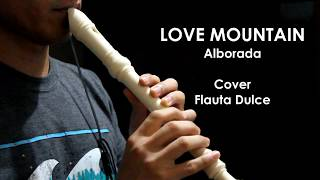 Love Mountain - Alborada - Cover