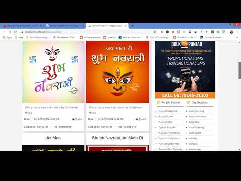 Earn Money From Image Website | Earn Money Online With Blogging In Hindi