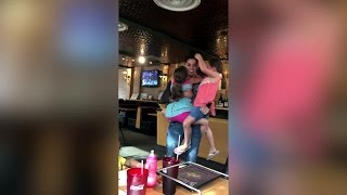 Marine surprises family for 4th of July weekend
